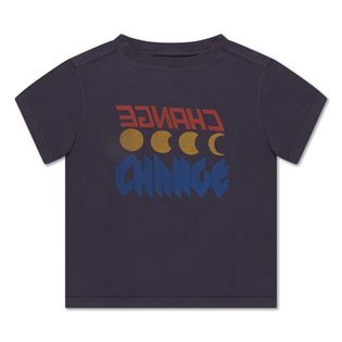 Change Tee Shirt  - dark night grey