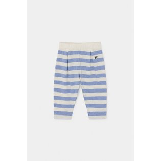 B.C. Striped Jersey Baby Trousers