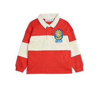 Rugby Shirt - Red