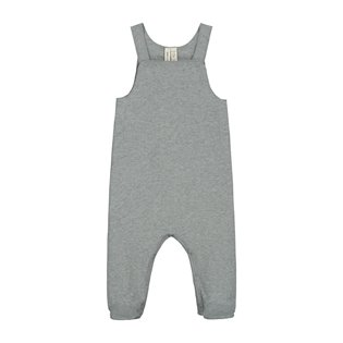 Baby Sleeveless Suit - Grey Melange