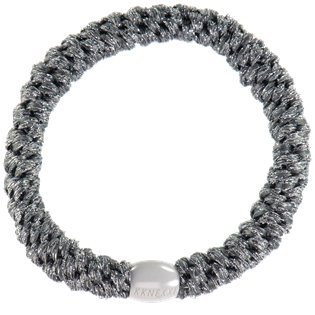 Kknekki Snag Free Hairband - Grey Glitter