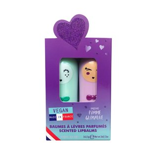 Bunny Lipbalm - Duo Unicorn