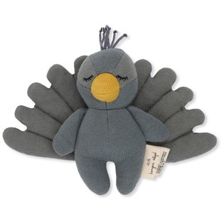 Mini Peacock Soft Toy