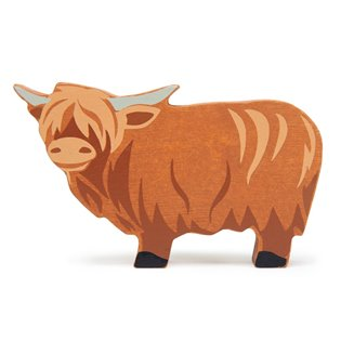Farmyard Animal - Highland Cow