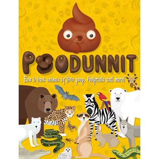 Poodunnit - Book