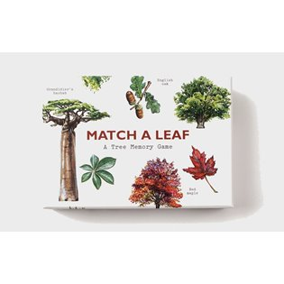 Match A Leaf Tree - Memory Game