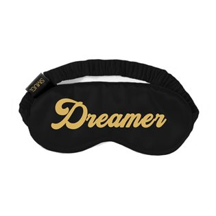 Sleep Smug Luxury Silk Sleep Mask - Dreamer