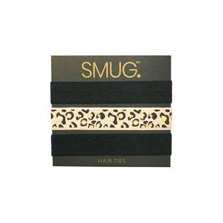 Sleep Smug Snag-Free Hair Ties - Animal Design