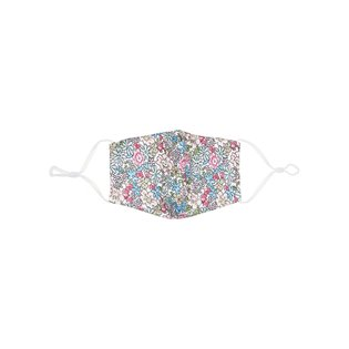Child Floral Print Face Mask