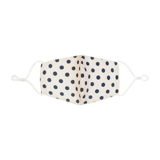 Adult Polka Dot Print Face Mask