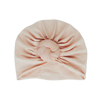 Turban Beanie - Perfect Nude