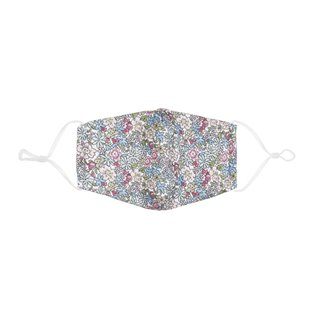 Adult Floral Print Face Mask