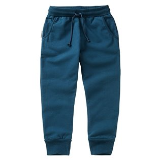 Slim Fit Jogger - Teal Blue