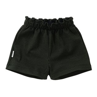 Jaquard Shorts - Forest Night
