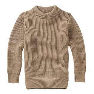 Knit Jumper - Oatmeal