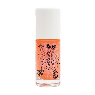 Body Glitter Rollette - Peach Body Gel