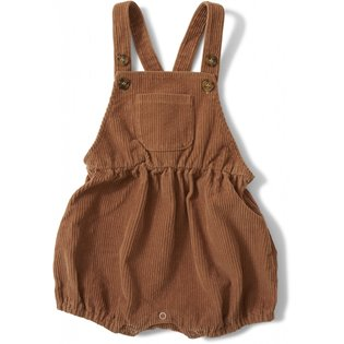 Spencer Romper - Faded Brown