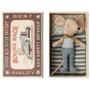 Maileg Matchbox Mouse - Little Brother