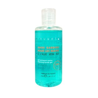 Glitter Hand Cleansing Gel - Monoi Coconut