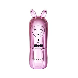 Bunny Lip Balm - Deluxe Metal Edition Light Pink