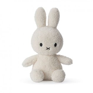 Miffy Sitting Terry Cream - 23cm