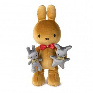 Miffy 65th Fashion Collection - Evolution Gold