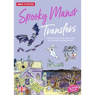 Spooky Hollows Transfers Pack