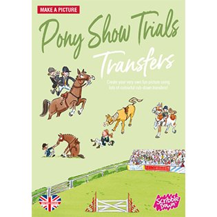 Pony Show Transfers Pack