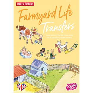 Farmyard Friends Transfers Pack