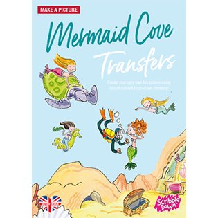 Mermaid Cove Transfers Pack