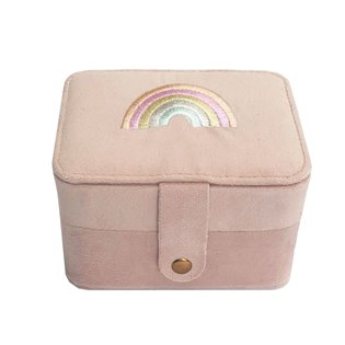 Dreamy Rainbow Jewellery Box