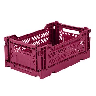 Aykasa Mini Folding Crate - Chilli Pepper