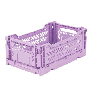 Aykasa Mini Folding Crate - Orchid