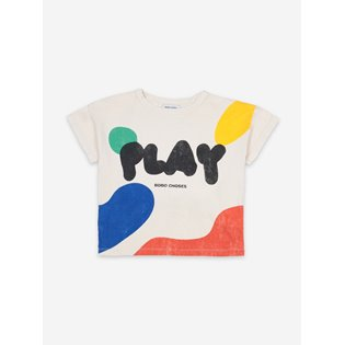 Play Landscape Short Sleeve T-Shirt
