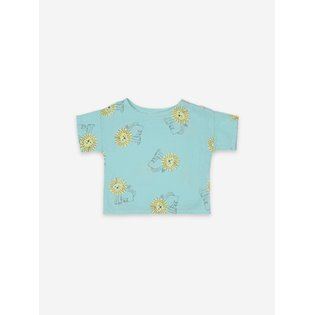 Pet A Lion All Over Baby Shirt