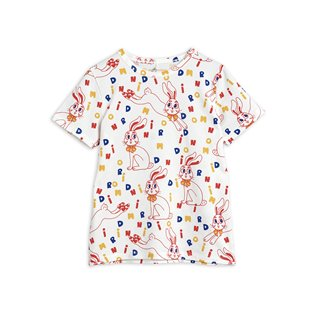 MR Rabbit AOP SS Tee - Off-White