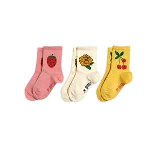 Cherry And Co 3 Pack Socks - Multi