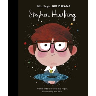 Little People Big Dreams: Stephen Hawkins