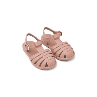 Bre Beach Sandals - Tuscany Rose