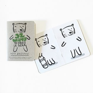 Dress up a Bear Activity Book