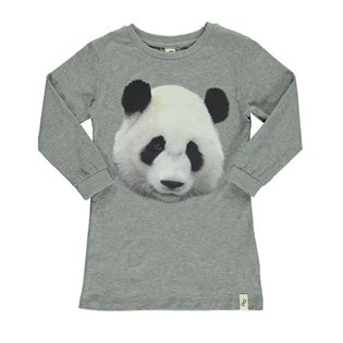 Sleep Dress - Panda Print